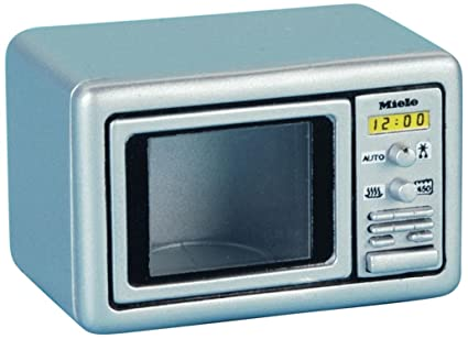 Amazon.com: Theo Klein 7818 Mini Miele Microwave Set: Toys ...