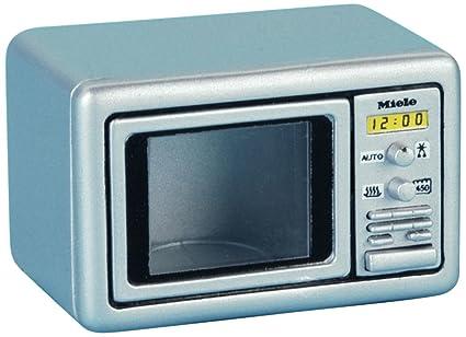Amazon.com: Theo Klein 7818 Mini Miele Microwave Set: Toys ...