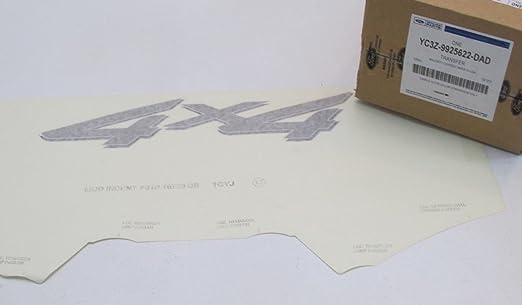 Genuine Ford Name Plate YC3Z-9925622-DAB