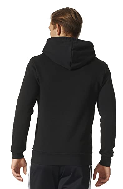 adidas Herren Essentials Linear Pullover Hood French Terry Kapuzenpullover