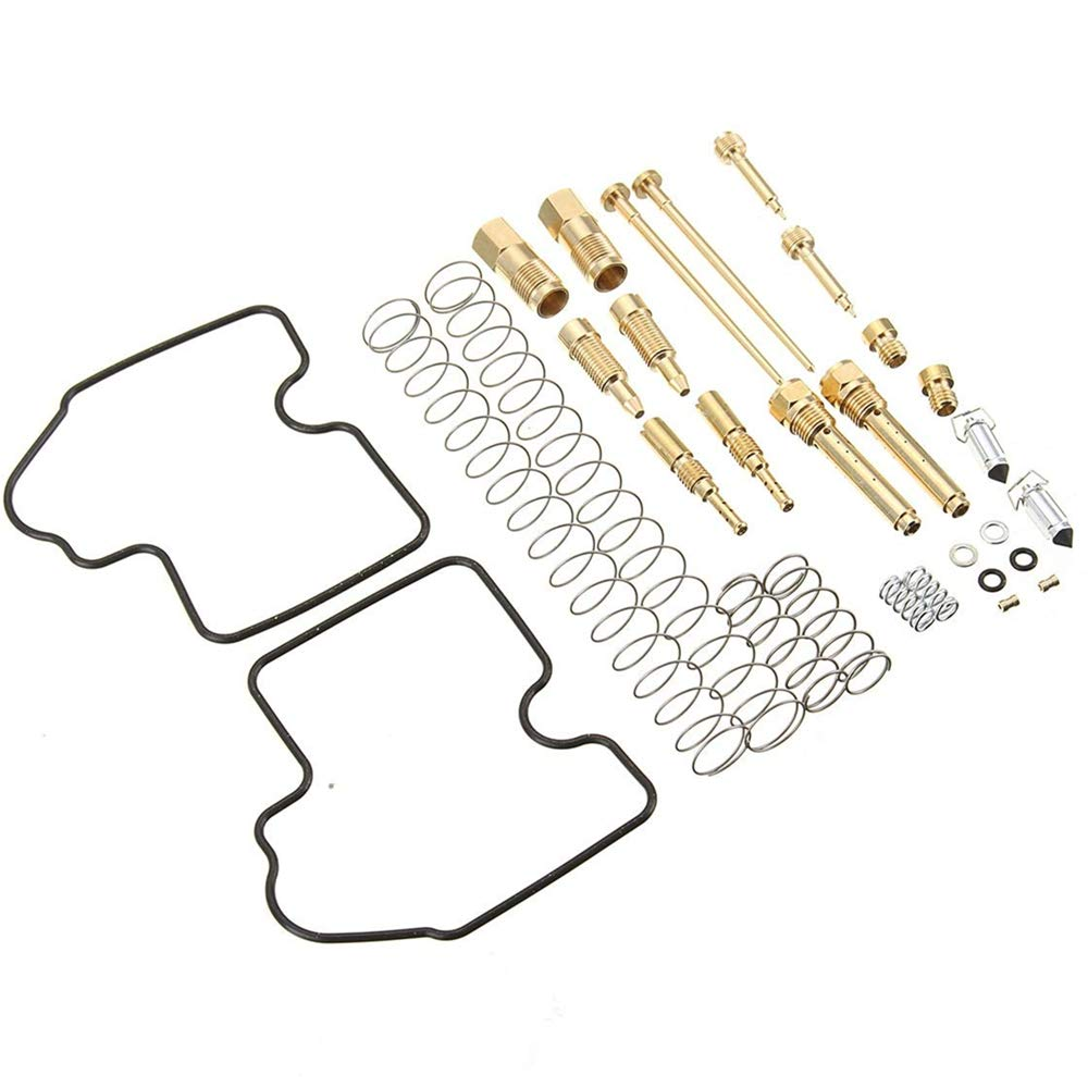 CQYD New ATV Carburetor Carb Rebuild Repair Kit For Brute Force 650 Kawasaki Prairie 650 /& 700 KVF650 KVF 650 700 KVF700 AT07422