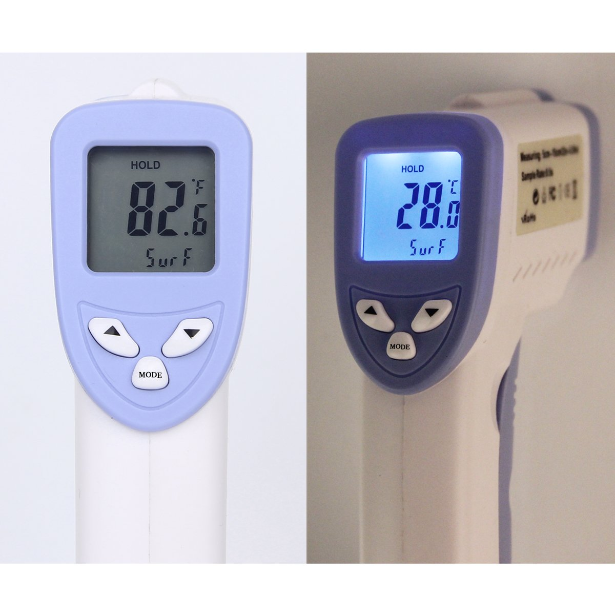 Amazon.com : Forehead Baby Thermometer, Non-Contact Infrared Digital ...