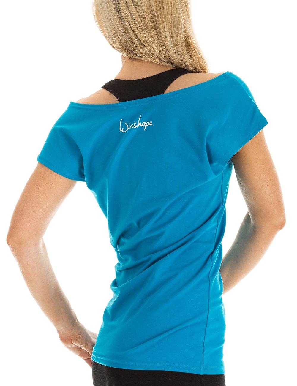 Danse Winshape T Shirt De Pour LoisirsFitness Wtr12 Femme bYfy6g7