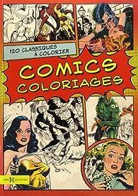 Comics coloriages par Claire Cater