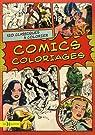 Comics coloriages par Cater