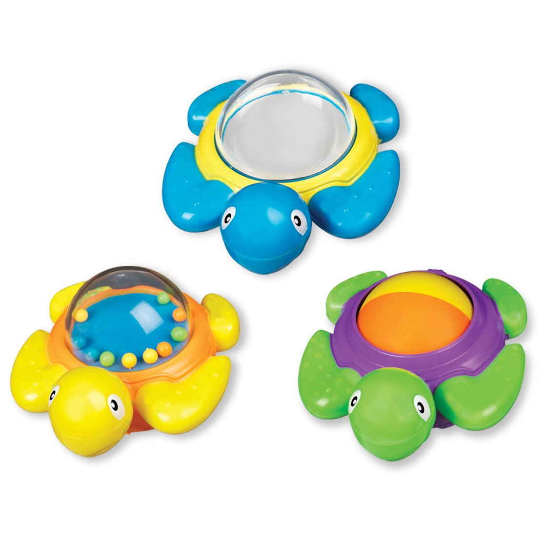 Amazon.com : Munchkin Baby Bath Toy, Turtles : Bathtub Toys : Baby