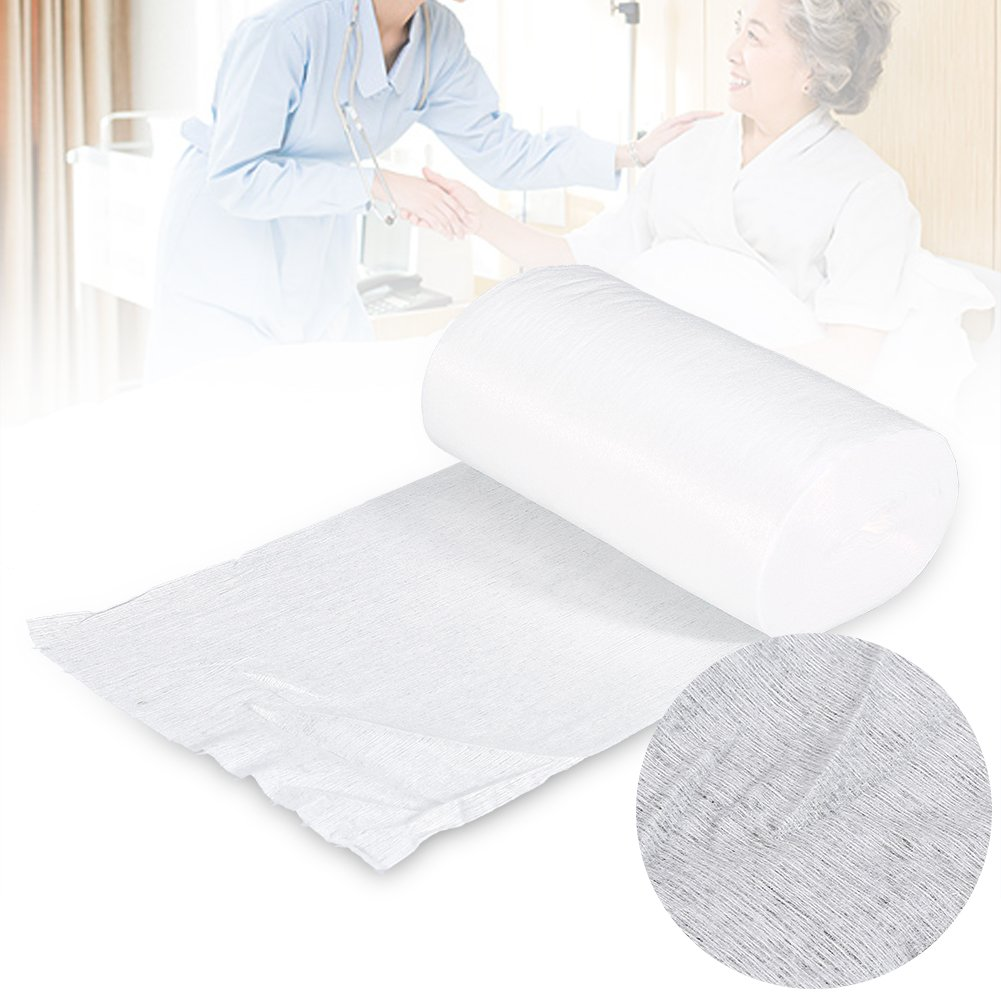 100PCS/Roll Disposable Soft Diaper Liner Covers Adult Incontinent Nappy Insert Pad Semme