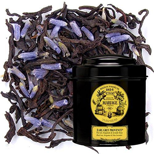 Mariage Freres, EARL GREY PROVENCE Black tea, bergamot & blue lavander