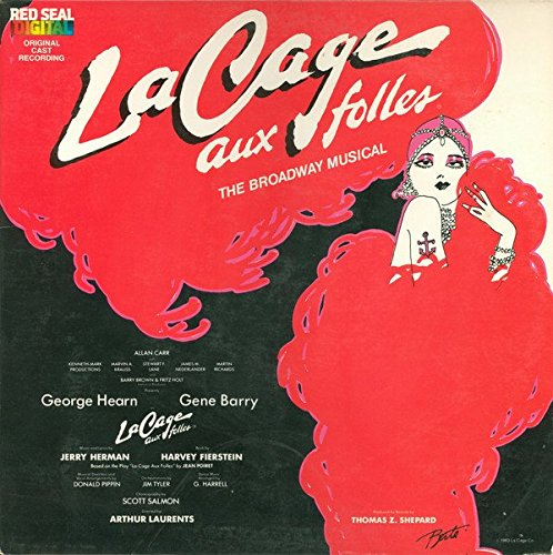 La Cage aux Folles: The Broadway (Leslie Cage)