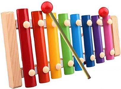 Koly Bebé Juguetes Musicales - Sabiduría xilófono de