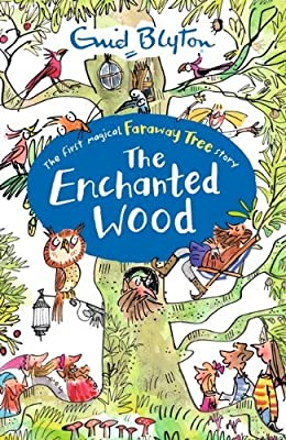 Image result for The Enchanted Wood by Edith Blyton