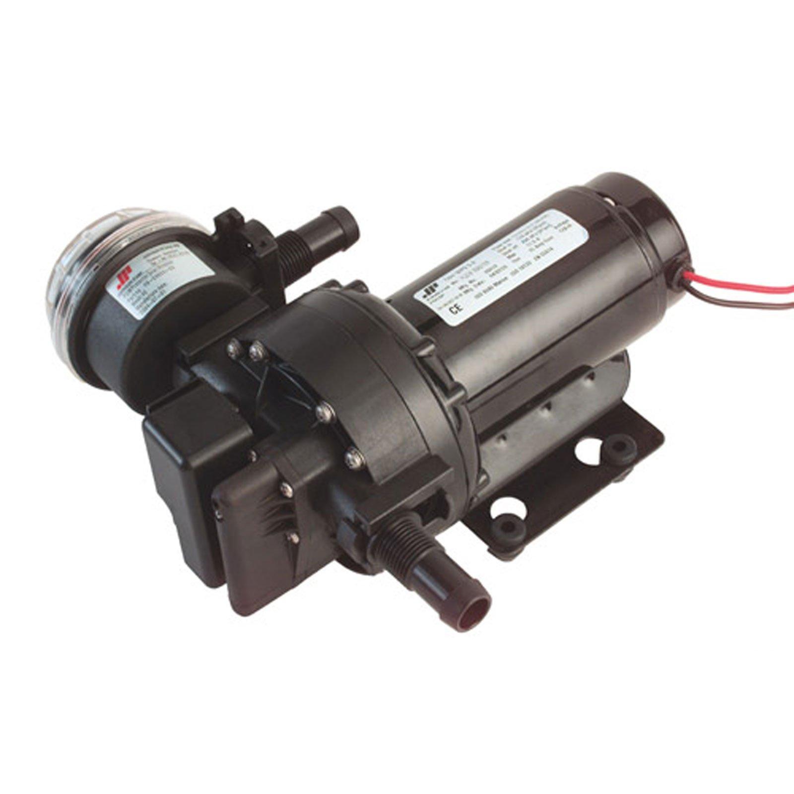 Johnson Pumps 10-13329-103 Master 5.0 GPM Variable Flow Demand Pump, 12V