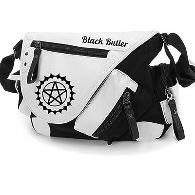 Siawasey Anime Cartoon Cosplay Backpack Messenger Bag Shoulder Bag new