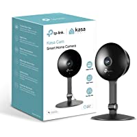 TP-Link Kasa Cam, 1080P HD, Night Vision, Motion Detection, Magnetic Base, Works with Google Assistant and Alexa (KC120)