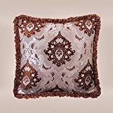 European-style embroidered cushions/PP cotton back cushion/pillowcase for sofa and bed -B 30x45cm(12x18inch)VersionB