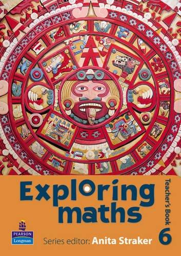 Exploring maths: Tier 6 Teachers book Anita Straker