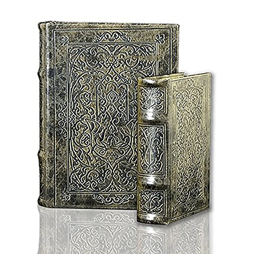 Hamsa Symbol Decorative Book Box ()