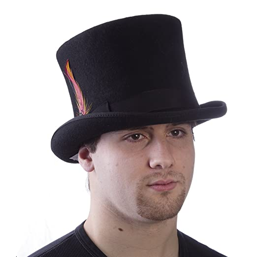 e6040968d5a Amazon.com  HMS Men s Bell Top Hat