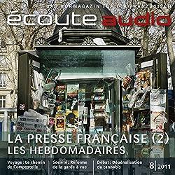 Écoute audio - La presse française. 8/2011