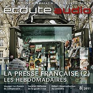 Écoute audio - La presse française. 8/2011 Audiobook