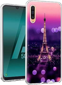 Yoedge Funda Samsung Galaxy A50, Ultra Slim Cárcasa Silicona ...
