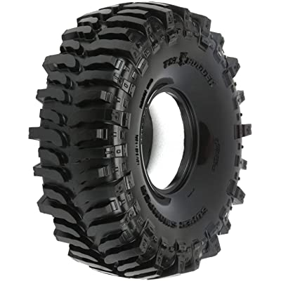 "Proline 1013314 Interco Bogger 1.9"" G8 Rock Terrain Truck Tires (2) for Crawlers: Toys & Games"