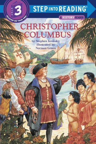 Christopher Columbus book for kids