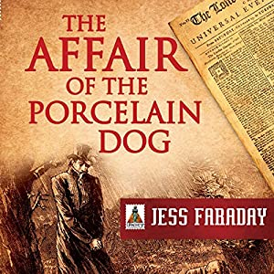 The Affair of the Porcelain Dog Audiobook