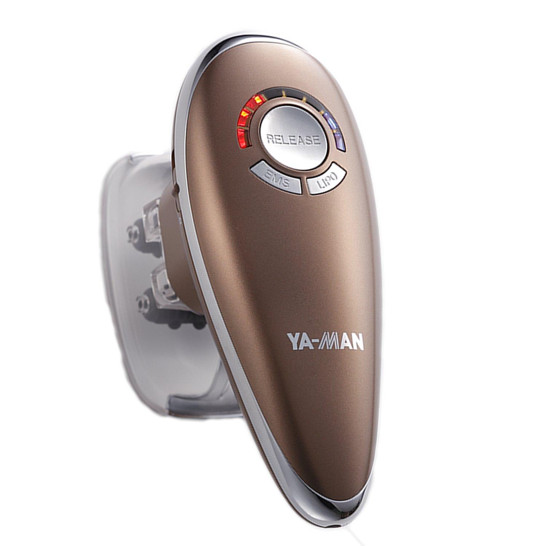YA-MAN(ヤーマン)  セルライト マッサージ器 アセチノ リポボディスリムEX ブロンズ IB-30T B073VH6ZQJ