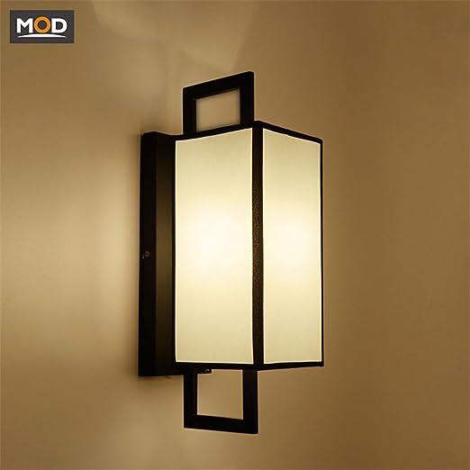 BOOTU lámpara LED y luces de pared Galería apliques apliques salón dormitorio hotel luz antiguas escaleras (15 * 22 * 50cm): Amazon.es: Iluminación