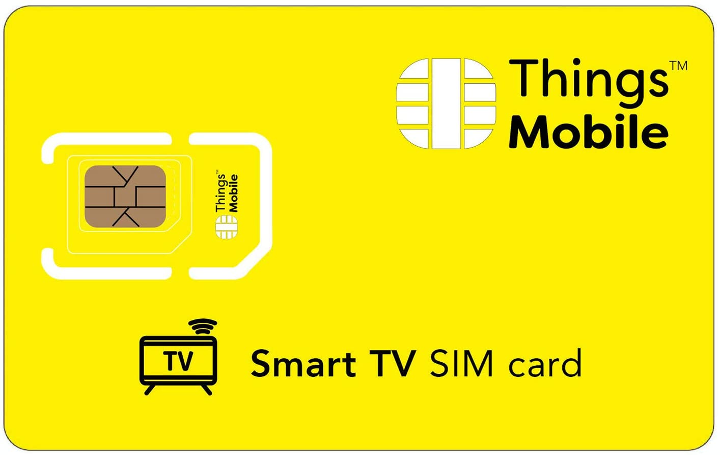 Tarjeta SIM para SMART TV / TELEVISIÓN INTELIGENTE: Amazon.es: Electrónica