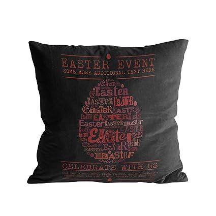 Amazon.com: Caffling Velvet Soft Decorative Square Throw ...