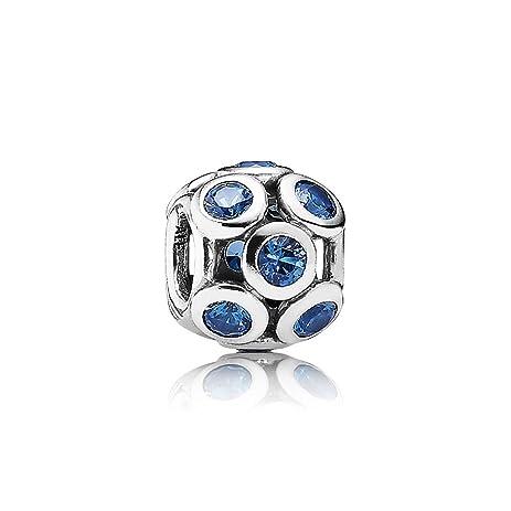 amazon com pandora charm blue whimsical lights 791153nsb sports