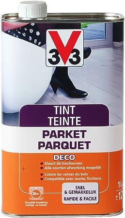 V33 - Tinte para parquet decorativo: Amazon.es: Bricolaje y ...