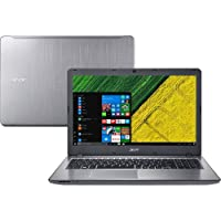 Notebook Acer F5-573G-519X Intel Core i5 8GB RAM 2TB HD GeForce 940MX 2 GB 15.6 Windows 10