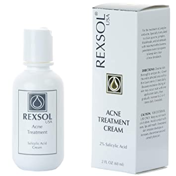 Buy Rexsol Acne Treatment Cream Cream Online At Low Prices In