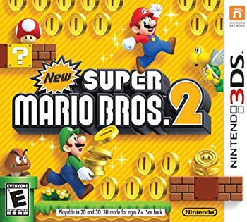 Super Mario Bros. 2 for Nintendo 3DS
