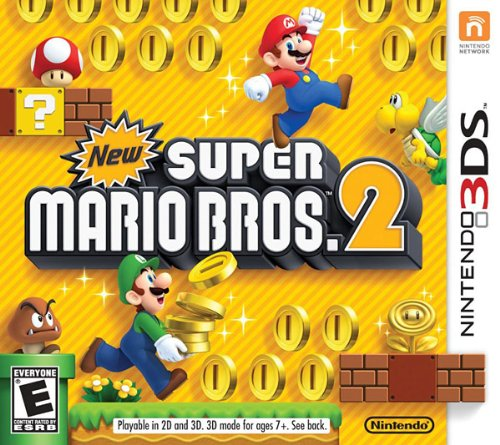 New Super Mario Bros. 2 (Super Mario Bros 3ds Xl)