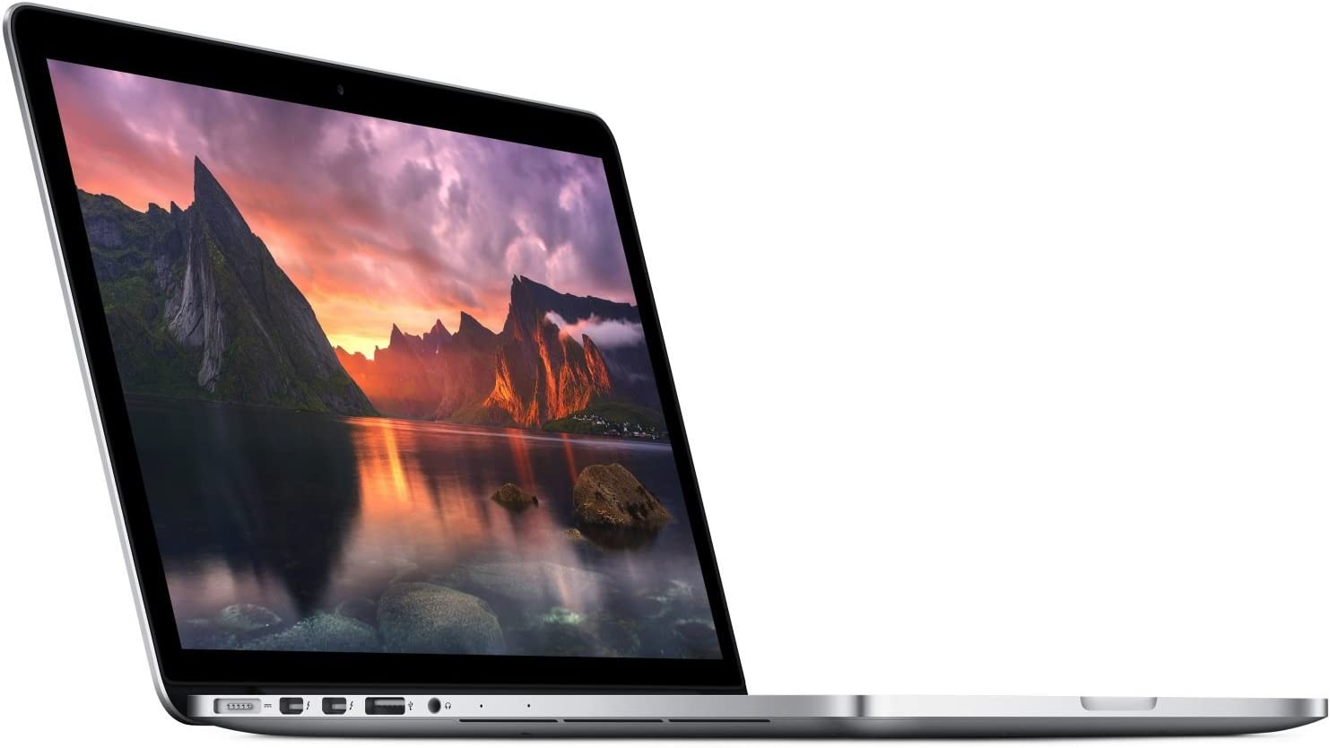 Apple MacBook Pro ME866LL/A 13.3-Inch Laptop with Retina Display (OLD VERSION) (Renewed)