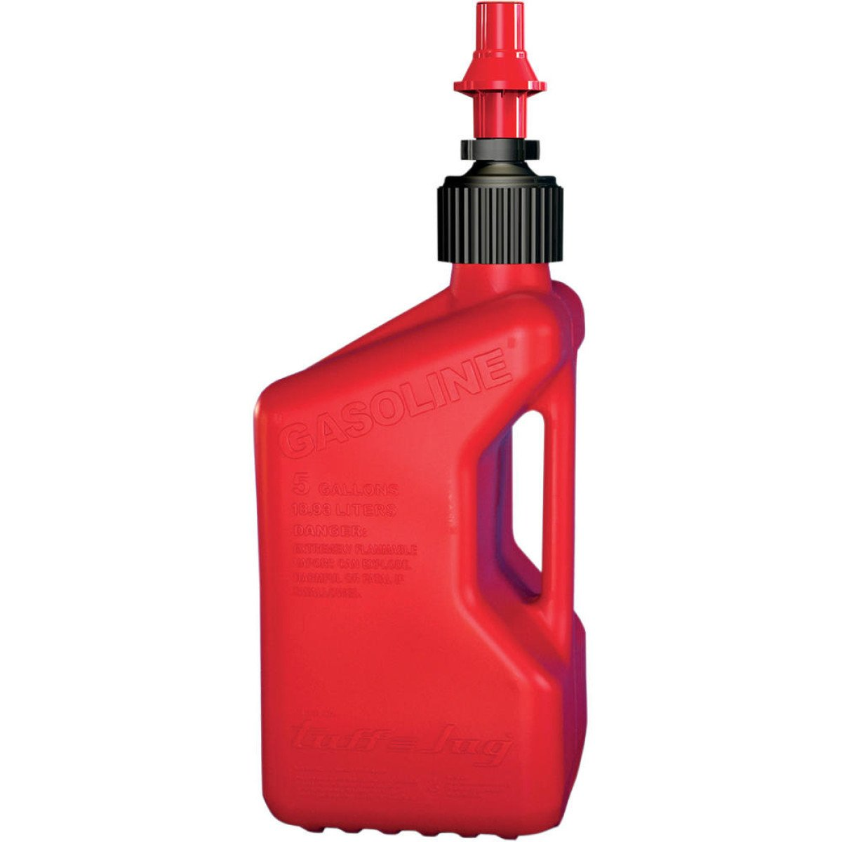 Schnelltank Benzin-Kanister - TUFF JUG CONTAINER 20L rot