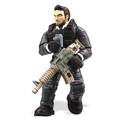Mega Construx Call Of Duty Makarov Building Set: Toys & Games