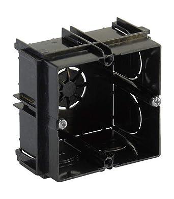 Caja Empotrar 1 Elemento Enlazable 65x65x40 mm.: Amazon.es ...
