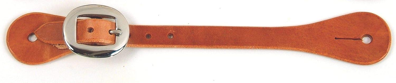 Professionals Choice Mens Leather Spur Strap Latigo