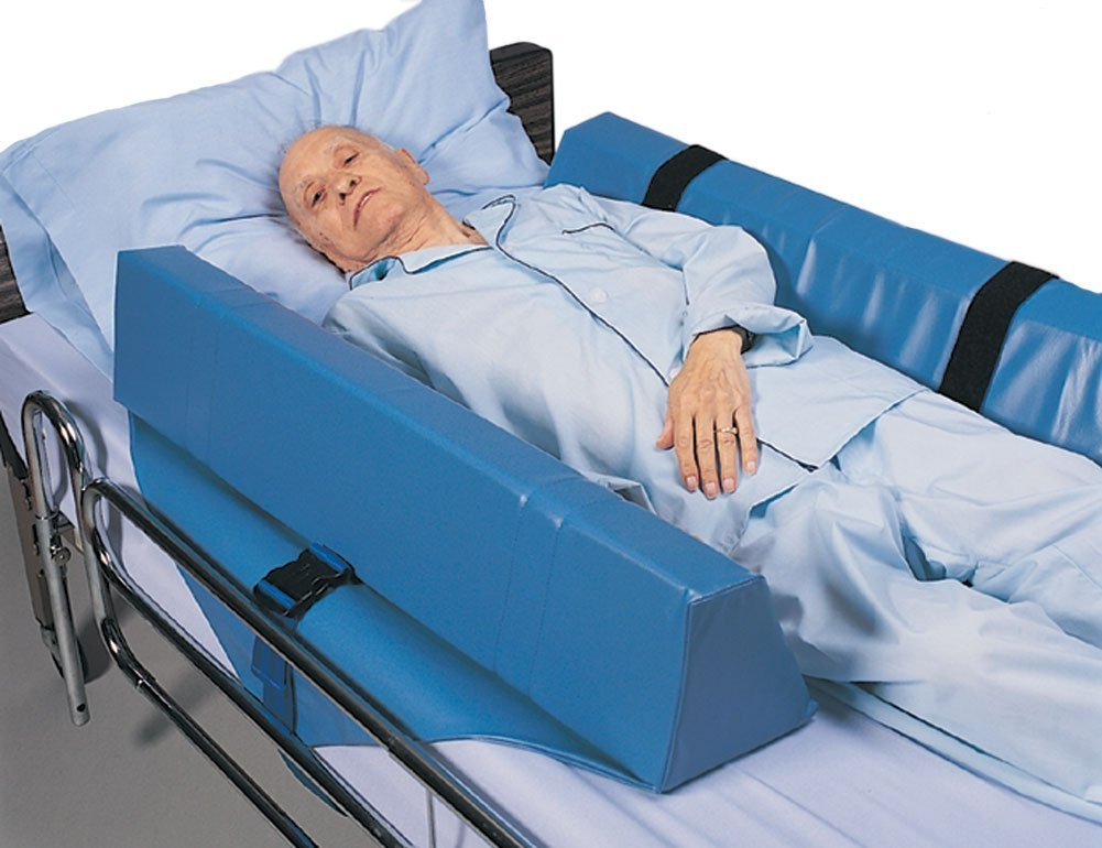 Skil-Care Bed Bolsters, Bed Bolsters, Pair