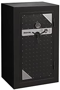 Stack-On TS-20-MB-E-S Fire Resistant 20 Gun Tactical Security Safe Review