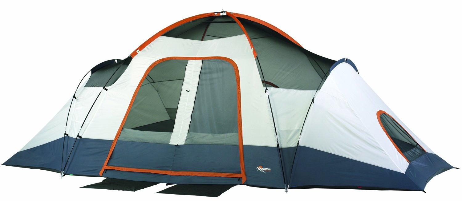 Mountain Trails Grand Pass Tent - 10 Person - Best 10 Person Tent for the money