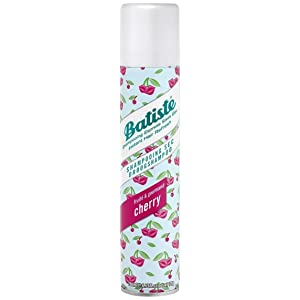 Batiste Dry Shampoo - Cherry, 200ml