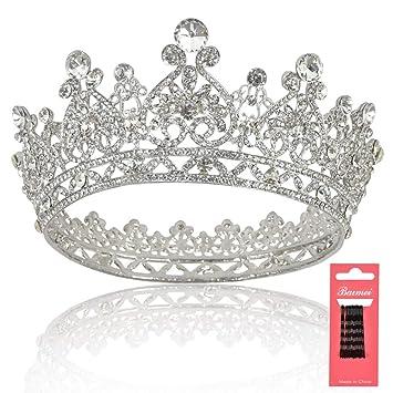 Crown Wedding Crown Wedding Tiara Crystal Crown Crystal Tiara Crown for bride Tiara