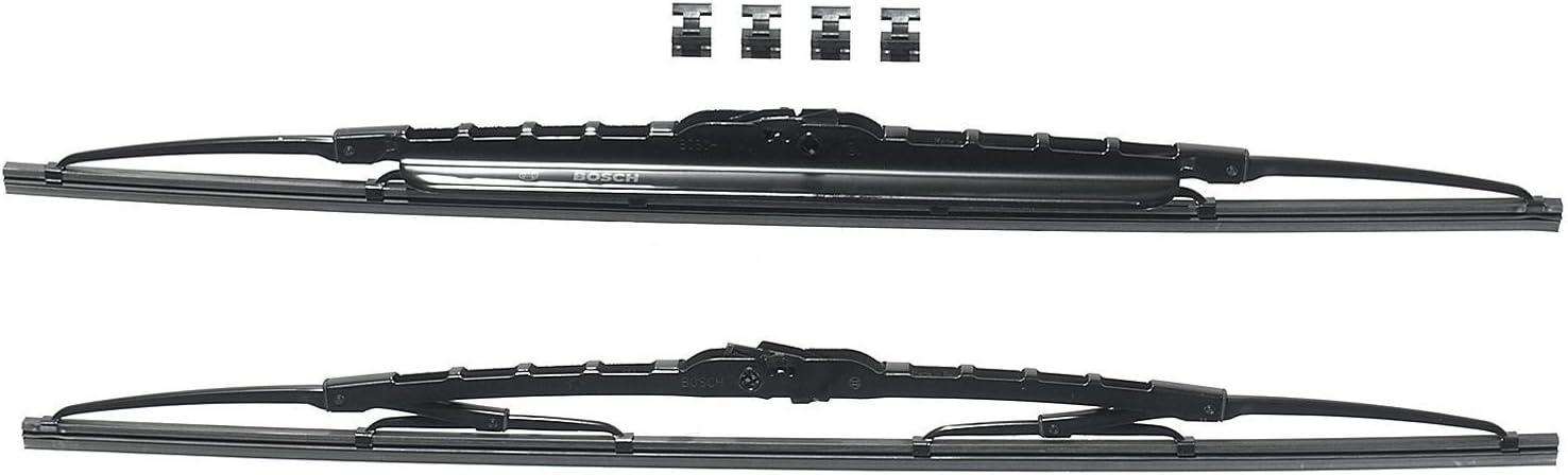 Bosch Scheibenwischer Twin Spoiler 550s Länge 550mm 550mm Set Für Frontscheibe Auto