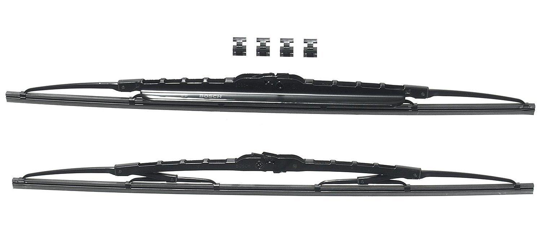Bosch 582S Wiper Blade Set Twin Spoiler Length 550//530